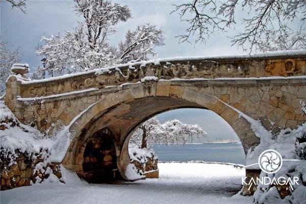 Тур на Рождество в Крым. Туроператор Кандагар.